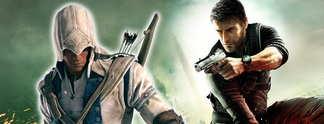 Schnäppchen des Tages: Serien Assassin's Creed und Splinter Cell reduziert, ab 4,95 Euro