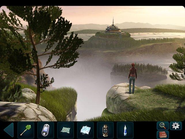 Retro-Anhänger und Adventure-Kenner freuen sich über die originalgetreue Umsetzung.