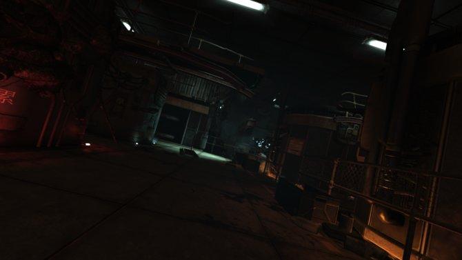 In Soma lauft ihr durch die stählernen Eingeweide einer Unterwasserstation.