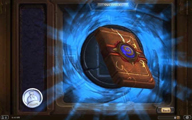 """In """"Hearthstone"""" transportiert Blizzard das Prinzip von Sammelkartenspielen ins Warcraft-Universum."""