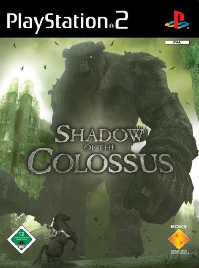 Eines der großen Meisterwerke der Videospielwelt: Shadow of the Colossus besticht durch seine atmosphärische Grafik und melancholische Erzählweise. Da ist es ganz klar das ...