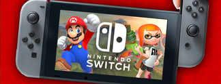 Nintendo Switch: Kult-Entwickler Hideo Kojima lobt das Konzept