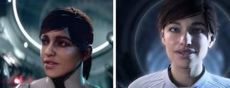 Panorama: Mass Effect - Andromeda: H�lzerne K�rper und Gummigesichter