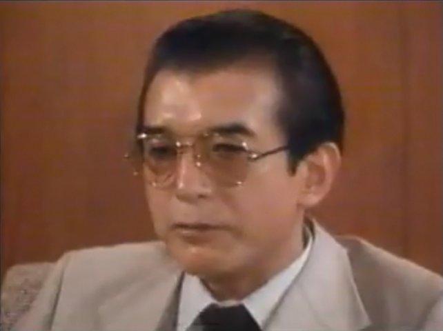 Hiroshi Yamauchi im Jahr 1979. Wenn dieser Mann nach Osaka will, dann setzt er das schon irgendwie durch.