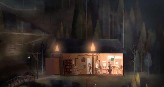 Untersucht dieses Haus.