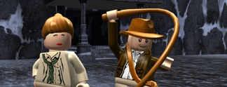 Vorschauen: LEGO Indiana Jones