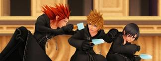 Vorschauen: Kingdom Hearts 358/2 Days
