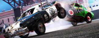 Tests: Dirt Showdown: Die Rallye-Serie auf Kollisionskurs