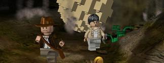 Tests: Lego Indiana Jones