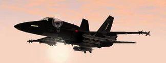 F/A-18 - Operation Desert Storm