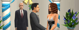 Tests: Die Sims 2 - Party-Accessoires