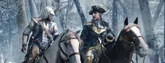 Vorschauen: Assassin's Creed 3: Halbblut auf hoher See