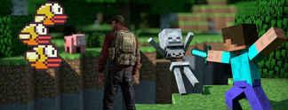 Wochenrückblick: Schöne Minecraft-Werke, PS4-Verkäufe, Schnupfen in Day Z