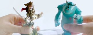 Disney Infinity: Skylanders und Minecraft mit Disney-Figuren