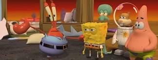 Spongebob Schwammkopf - Planktons Fiese Robo-Rache: Es wird wieder gehüpft