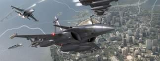 H.A.W.X.: Spielspaß im höchsten Himmel