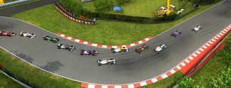 F1 Online: Die Königsklasse braust im Browser