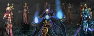Castle of Heroes: Heroes of Might & Magic auf Chinesisch
