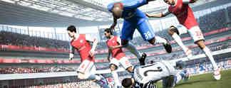Vorschauen: FIFA 12: Dribbeln, Abwehren und Foulen für die Fussballkrone