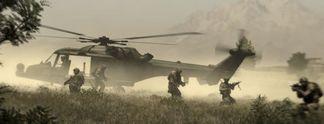 Arma 2 - Reinforcements: Alles nur kein Modern Warfare