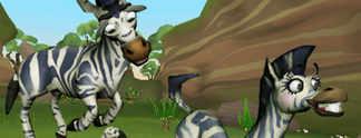Sim Animals - Afrika: Der tut nix, der will nur spielen!