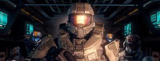 Tests: Halo 4: Mit vier Spielern gleichzeitig die Welt retten
