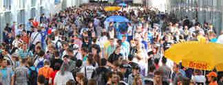 Specials: gamescom 2010: viel Schönes - und reichlich Ärgerliches