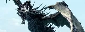 Vorschauen: Skyrim - Dragonborn: Endlich Drachen reiten