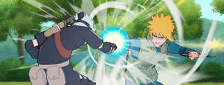 Tests: Naruto Generations: Action wie im Anime