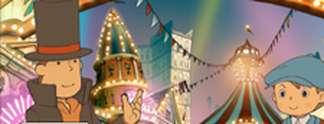 First Facts: Professor Layton und die Wundermaske: R�tseln auf dem 3DS