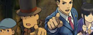 Professor Layton vs. Phoenix Wright - Ace Attorney: Treffen der Titanen