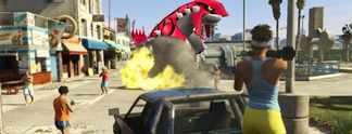 Wochenrückblick: Glamour in GTA 5, Pokémon Omega Rubin und Alpha Saphir, Blizzard verschenkt Blackthorne