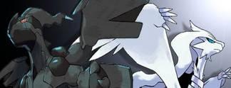 Vorschauen: Pokémon Schwarz und Weiß: Alles neu bei den Monsterjägern