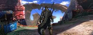 Vorschauen: Monster Hunter 4: Hoffentlich kommt das bald zu uns