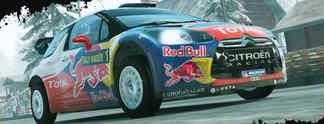WRC 3: Über Kuppe und Staubkorn
