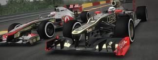 F1 2012: Die rasende Königsklasse für Anspruchsvolle