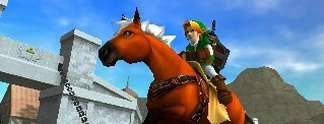 First Facts: The Legend of Zelda Ocarina of Time 3D: Links Wiedergeburt