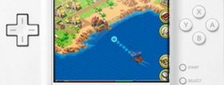 Anno 1404 auf dem DS: Gelungenes Inselspringen