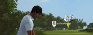 Tiger Woods PGA Tour Online: Weck den Tiger in dir!