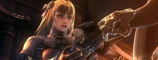 Tests: Soul Calibur 5: Jetzt fliegen wieder F�uste und R�cke