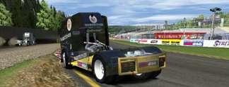 Mercedes-Benz Truck Racing
