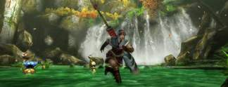 Vorschauen: Monster Hunter 3 Ultimate: Die ultimative Monsterjagd?