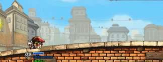 DDTank: Worms als Rollenspiel mit Manga-Grafik