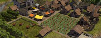 Banished: Knallharte Aufbaustrategie in der Wildnis