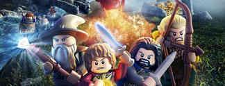 Vorschauen: Lego Der Hobbit - Klötzchen-Krieg in Mittelerde