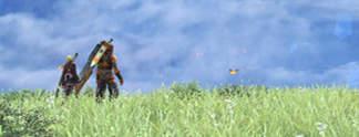 First Facts: Xenoblade Chronicles: Rollenspiel-Neuheit f�r Wii