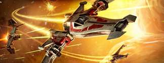 Star Wars - The Old Republic: Spielszenen zu Galactic Starfighter