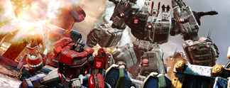 Transformers - Untergang von Cybertron: Hinter den Kulissen