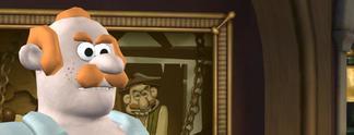 Wallace & Gromit tanzen den Bogey Man