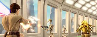 Tests: Kinect Star Wars: Krieg der Sterne mal ganz anders